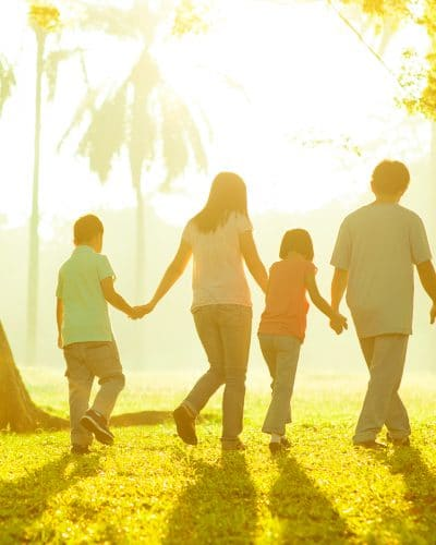 new Years resolutions for families