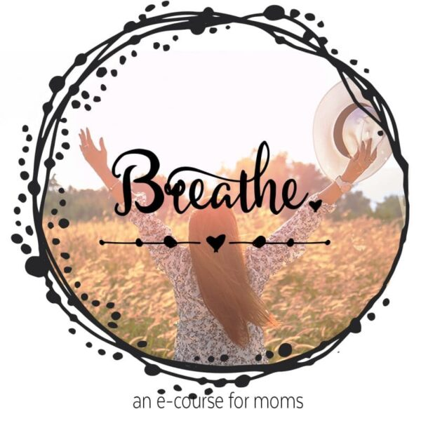 Breathe - ecourse branding