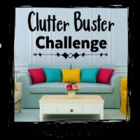 Clutter Buster Challenge Branding