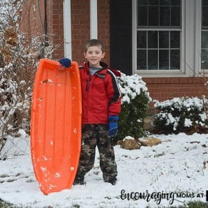 Best Snow Toys for Kids