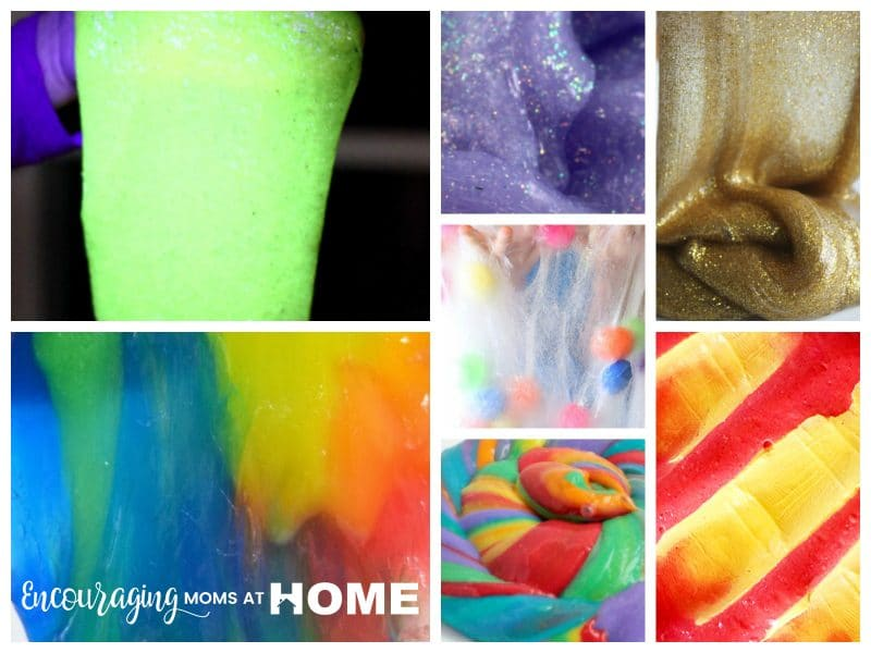 Easy Slime Recipes Kids Collection