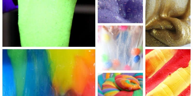 The Best Easy Slime Recipes Kids Love
