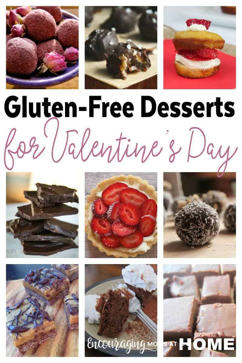 Gluten Free Desserts Recipes for Valentines Day
