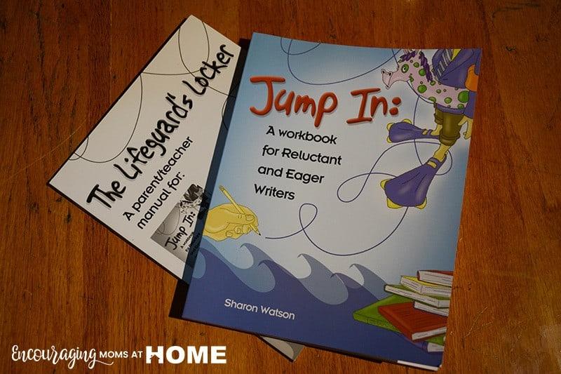 Jump In by Sharon Watson Writing Curriculum