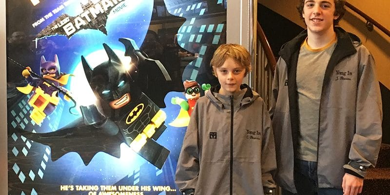 LEGO Batman Movie Review – In Theaters Now