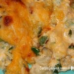 Trim Healthy Mama Loaded Cauliflower Bake THM