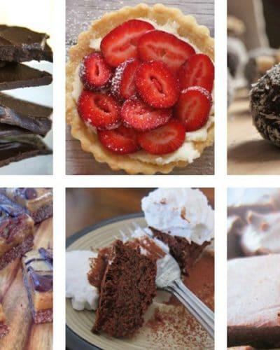 Valentine's Day Gluten Free Desserts