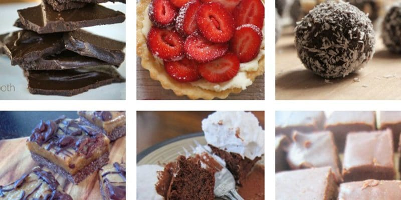 Gluten Free Valentine's Day Desserts: Grain-Free, Paleo, and Vegan Options