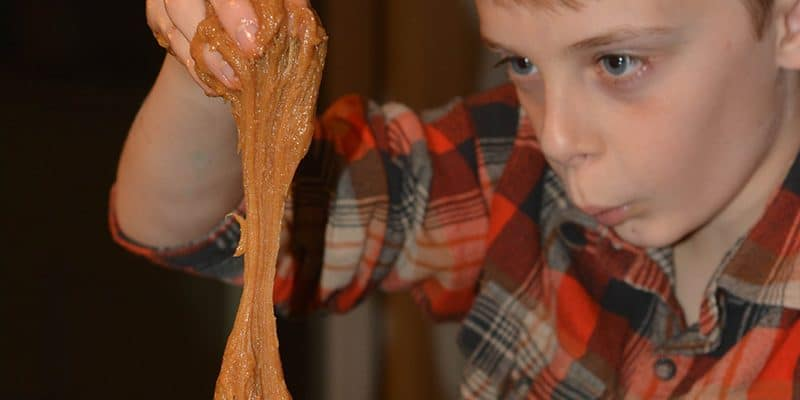 Edible Slime Recipe Kids Love