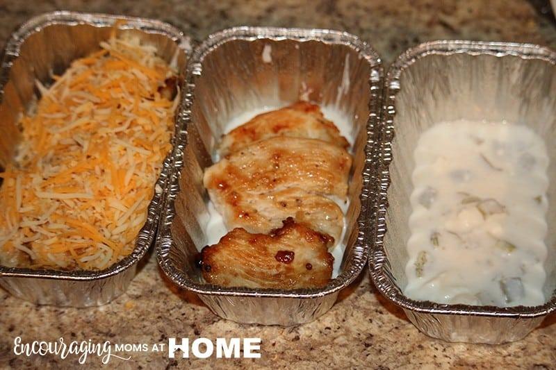 THM Chicken Enchiladas Single Servings