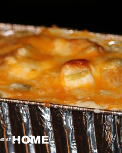 Trim Healthy Mama Chicken Enchiladas in White Sauce – THM S Meal