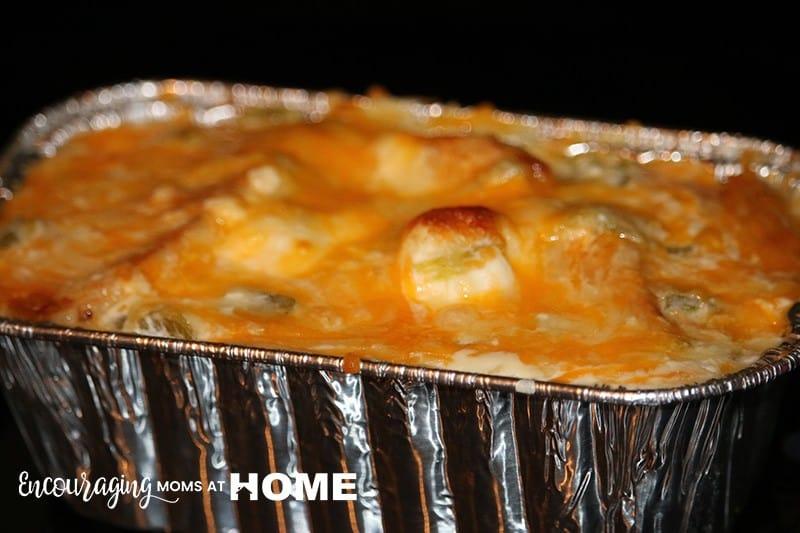 Trim Healthy Mama Chicken Enchiladas In White Sauce Thm S Meal