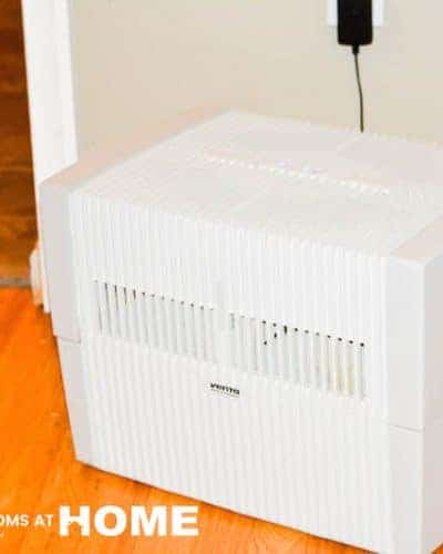 The Best Air Purifiers For Home Use: Venta Airwasher