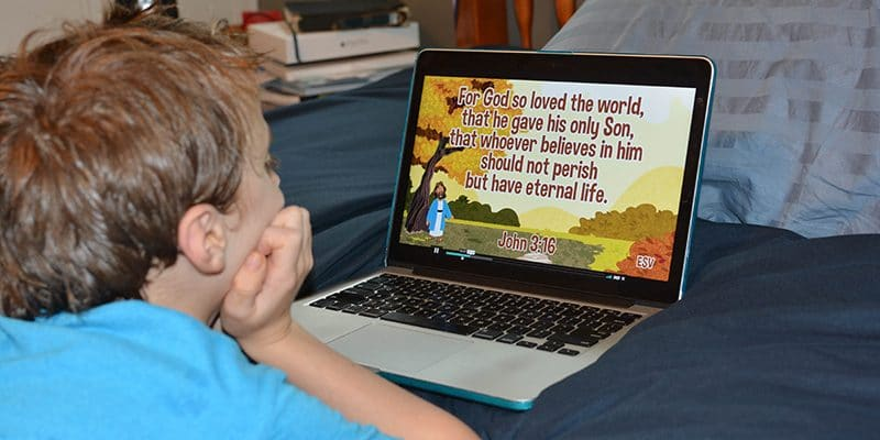 JellyTelly Review – Wholesome, Christian Entertainment for Kids – Giveaway