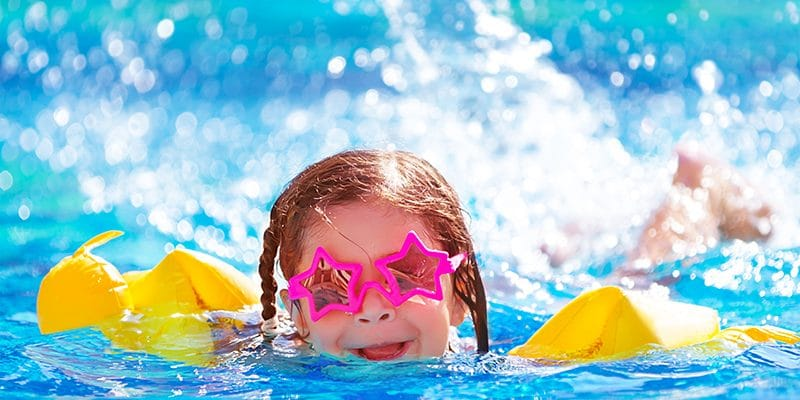 Ten Ways to Stay Safe at the Pool