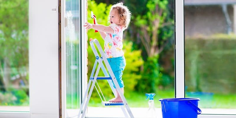 Chores for Kids: A List for Ages 3-12