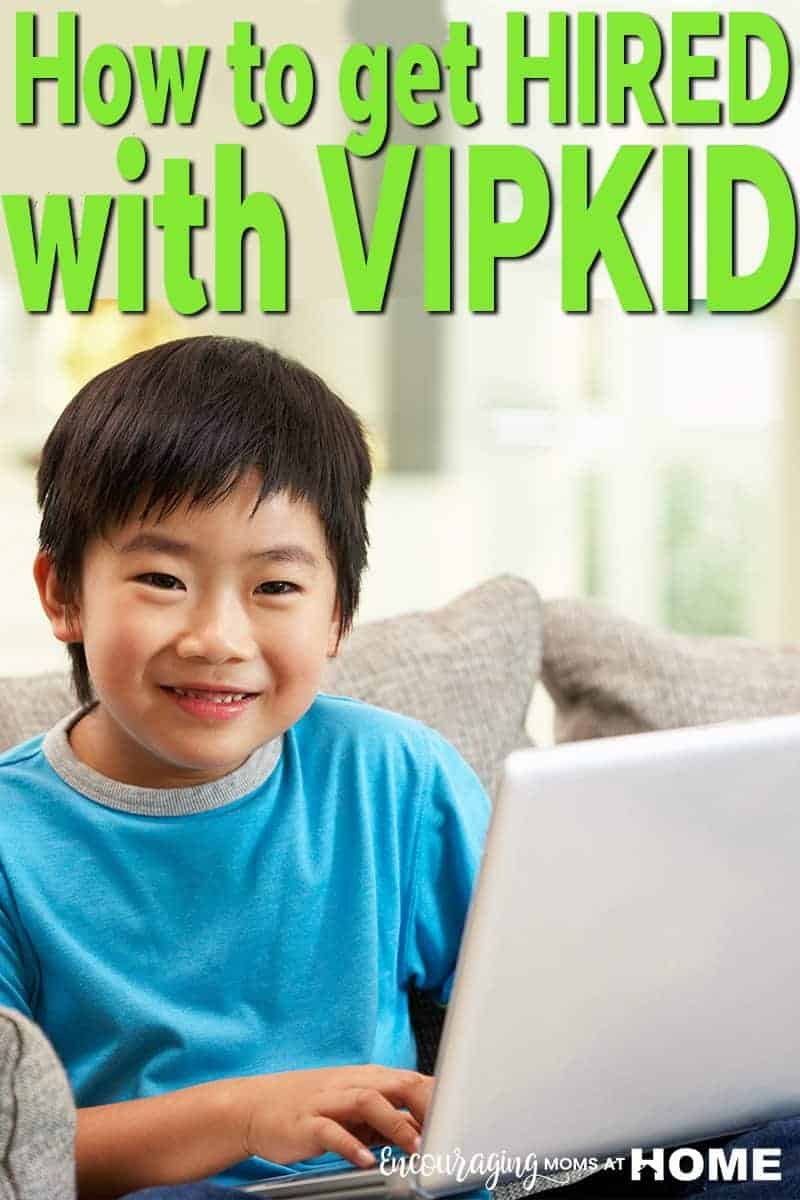Looking for a work from home job? VIPKID hires teachers with all different kinds of backgrounds.  You do not have to have a degree in teaching to get hired. Click over for more details on how to become a VIPKID teacher.