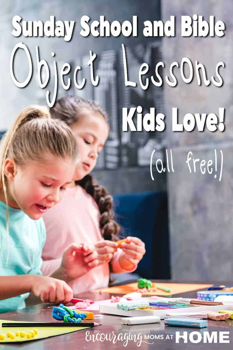 Finding quality, free Bible lessons for kids can be a dauntingtask. Here are 10 awesome and FREE Bible lessons for kids.