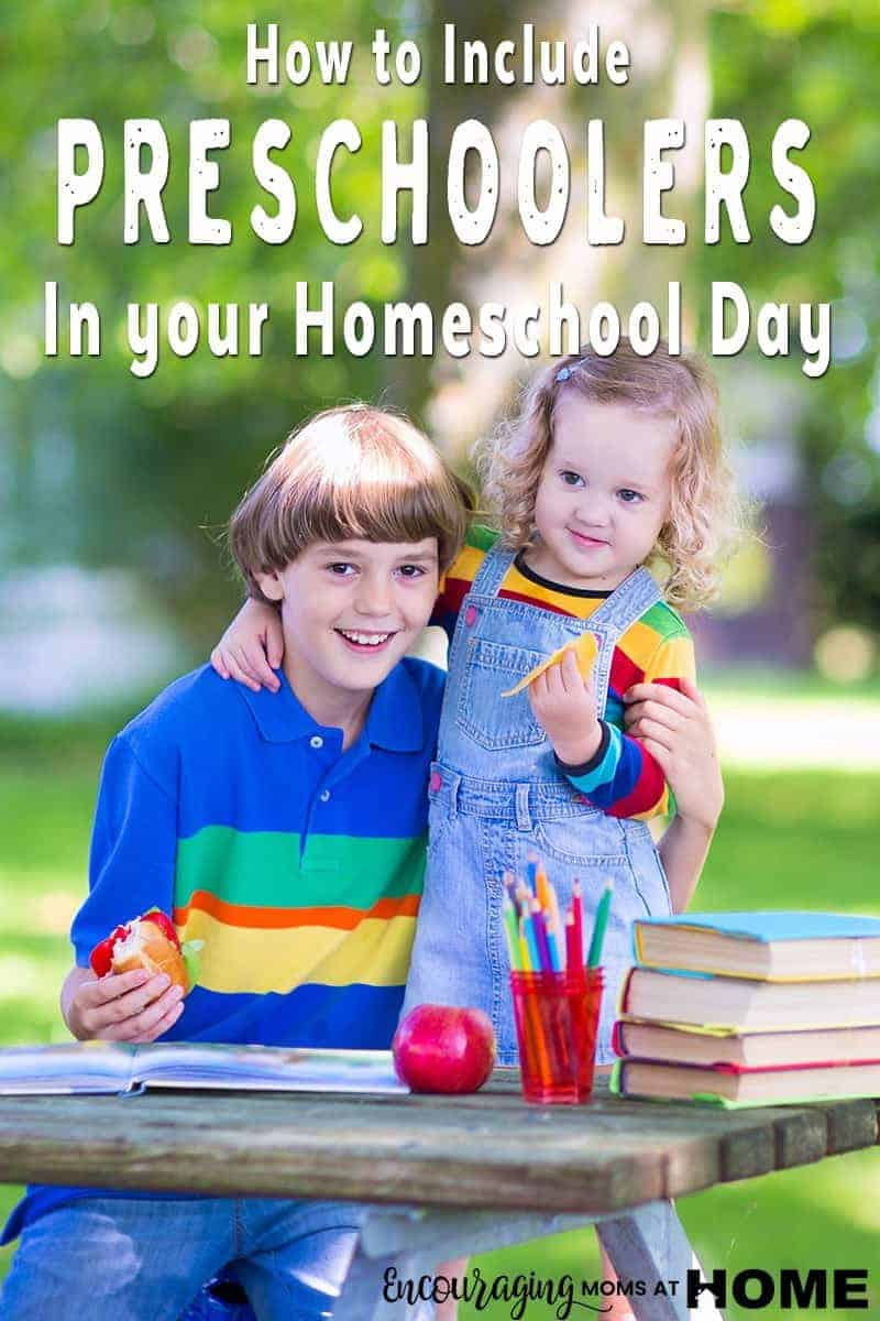 Do you have little ones that need attention while you homeschool?  Sometimes planning activities for them is difficult but their learning is also important. Take a look at these tips to engage your preschoolers and a little planning advice too.