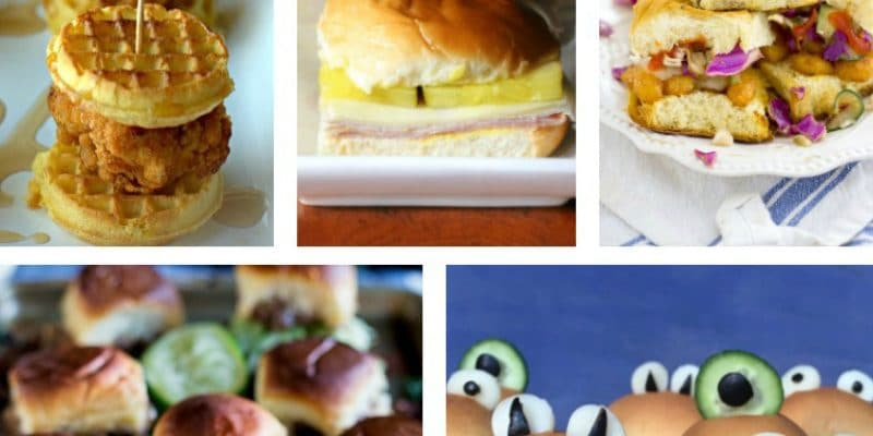 21 Best Sliders Recipes for Fun Family Meals or Parties