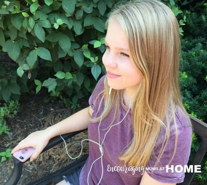 Teach Music and Composer Study with a Streaming Service. 3 Simple Ways a Non-Musical Mom can Teach Music in her Homeschool. Encouraging Moms at Home.