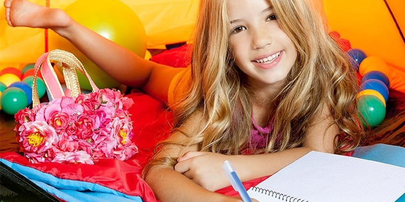 25 Writing Prompts for the First Day of Homeschool