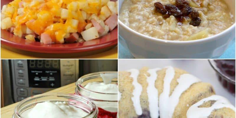 52 Easy Instant Pot Breakfast Recipes