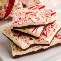 Christmas Desserts - Peppermint Bark - Tons of Christmas Dessert Recipes