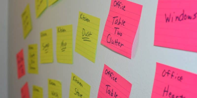 The Sticky-Note Method for Getting Kids To Help Around the House