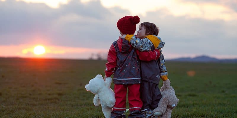 10 Ways to Teach Your Kids Empathy