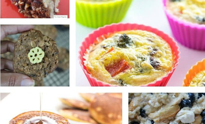 Make Ahead Breakfasts for Busy Mornings