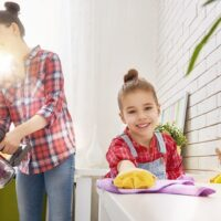 Ten Reasons Your Kids Should Do Chores at Home