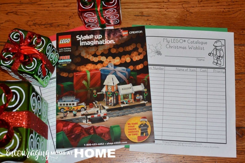 LEGO Catalog Wish List Printable-141-2 - Encouraging Moms at Home