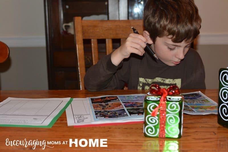 Free Printable LEGO® Catalog Christmas Wishlist
