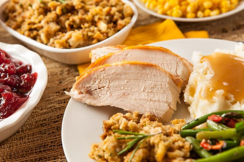75 instant pot thanksgiving recipes for Fast food open on thanksgiving 2017