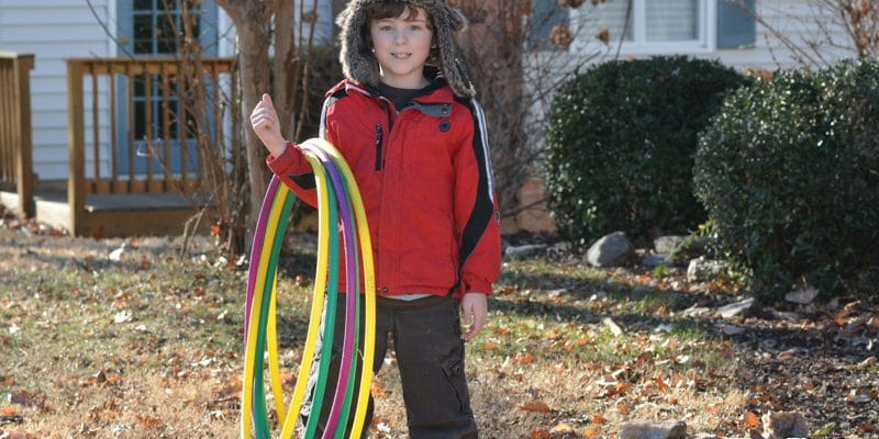 Ten Ways to Play Outside in Cold Weather without Snow