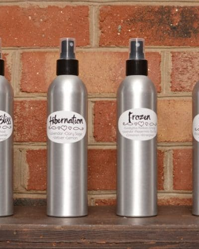 New Essential Oil Room Spray Blends Just in Time for winter