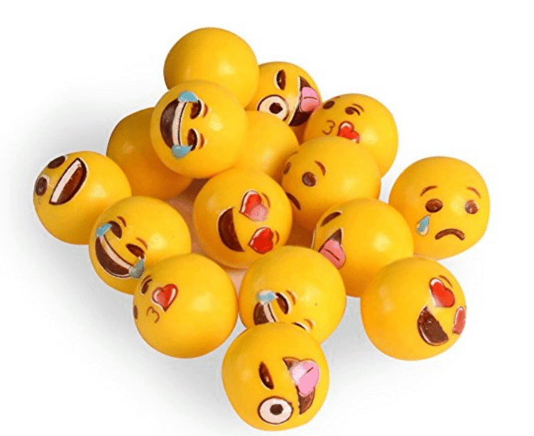 Emoji Gumballs