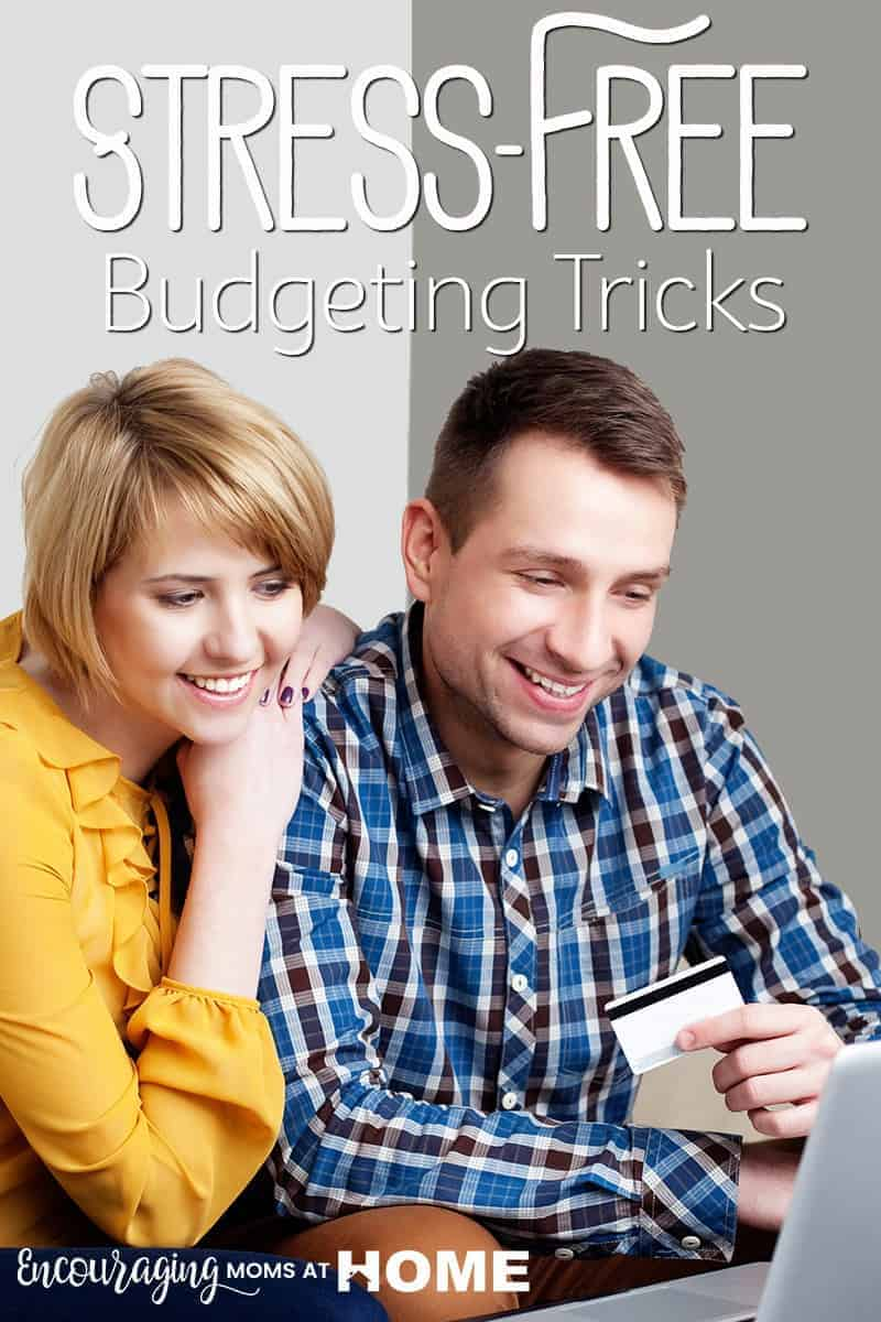 Does your family have a budget?  It can be stressful to decide how and where to spend your money.  Budgets are helpful and we have tricks to help you create a plan to organize your finances and help you be successful.