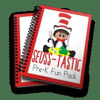 Free Dr. Seuss Inspired Printable for PREK
