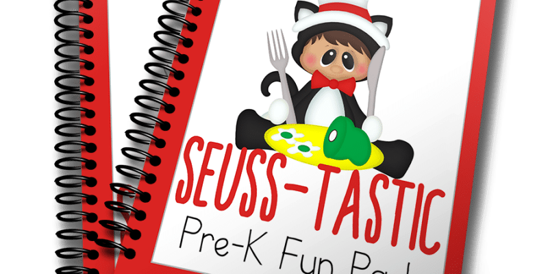 Free Dr. Seuss Inspired Printable for PREK