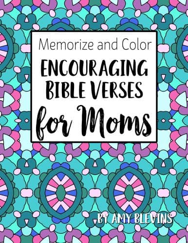 Meditating on and memorizing God's Word are both important to our Christan walk. Take a look at this beautiful e-book that will help you absorb the word of God as you color.