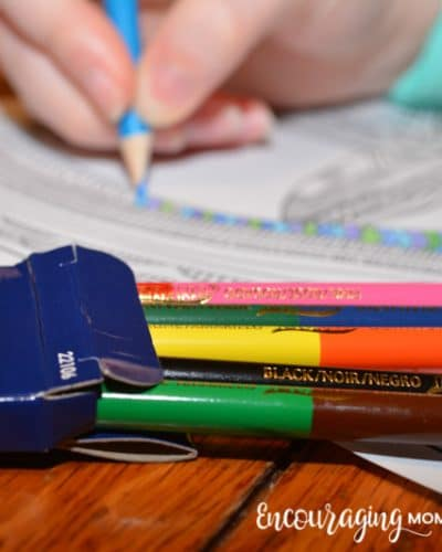 Four Great Reasons To Encourage Kids to Use Colored Pencils