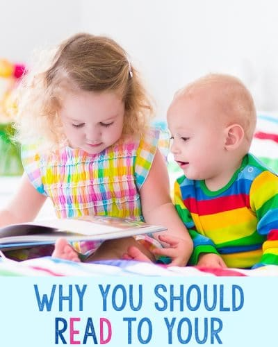 Why You Should Read To Your Kids Every Night