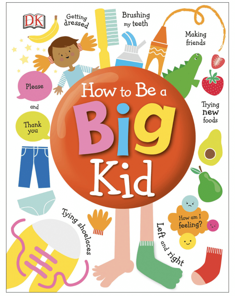 Book: How to Be A Big Kid